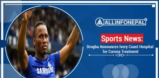 Drogba Announces Ivory Coast Hospital for Corona Treatment