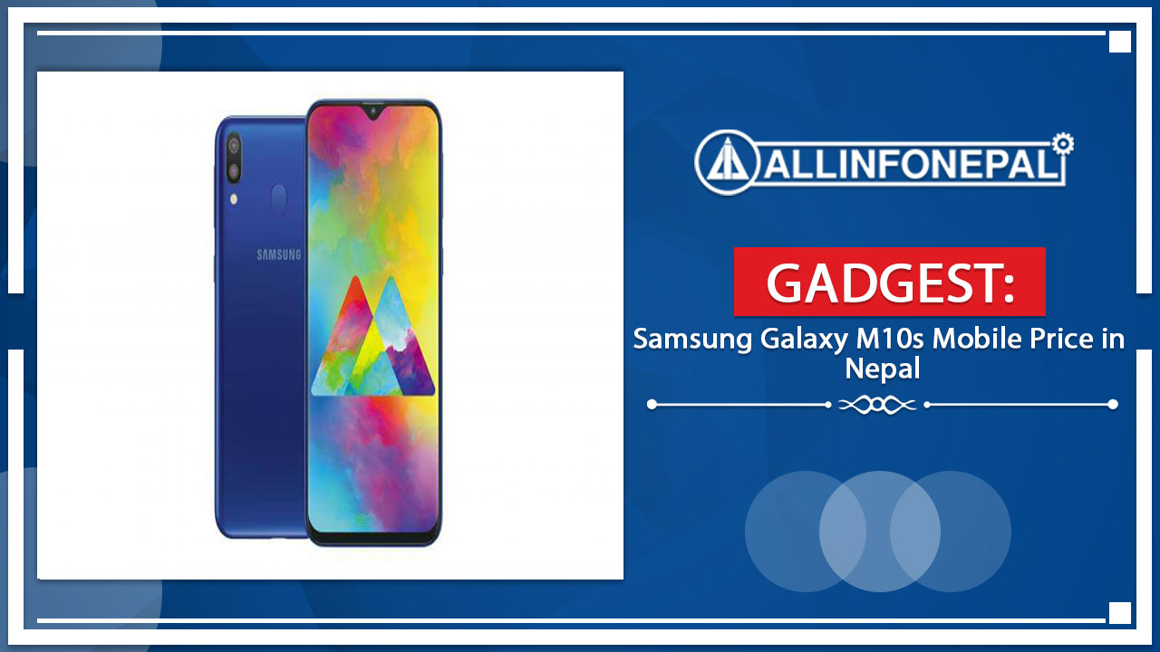 Samsung Galaxy M10s Mobile Price in Nepal