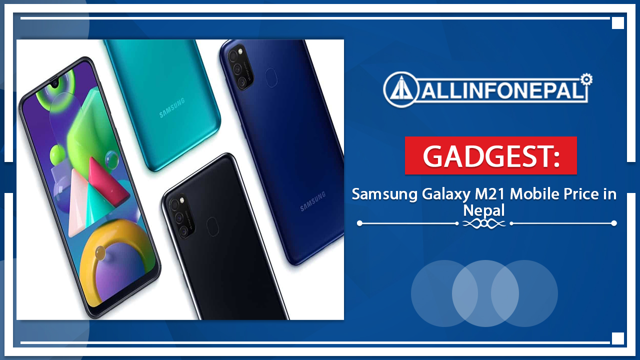 Samsung Galaxy M21 Mobile Price in Nepal