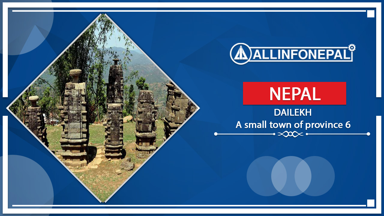 Dailekh || A small town of province 6