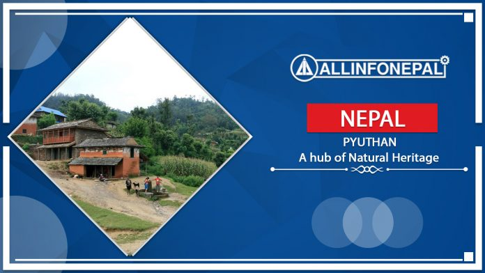 Pyuthan || A hub of Natural Heritage