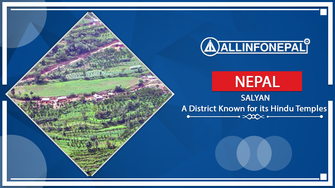 Salyan || A District Known for its Hindu Temples