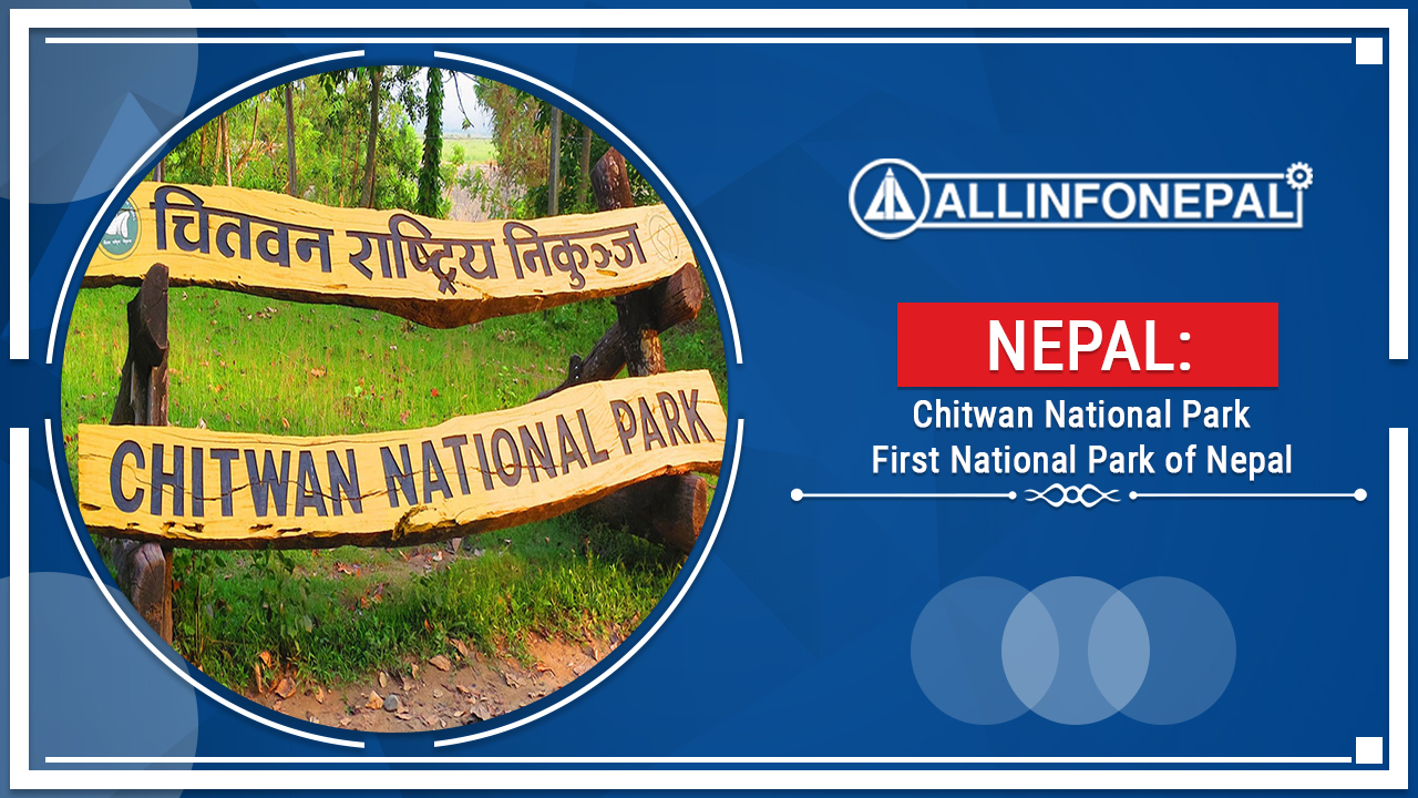 Chitwan National Park || First National Park of Nepal