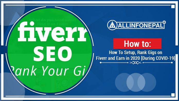 How To Rank Gigs on Fiverr and Earn in 2020