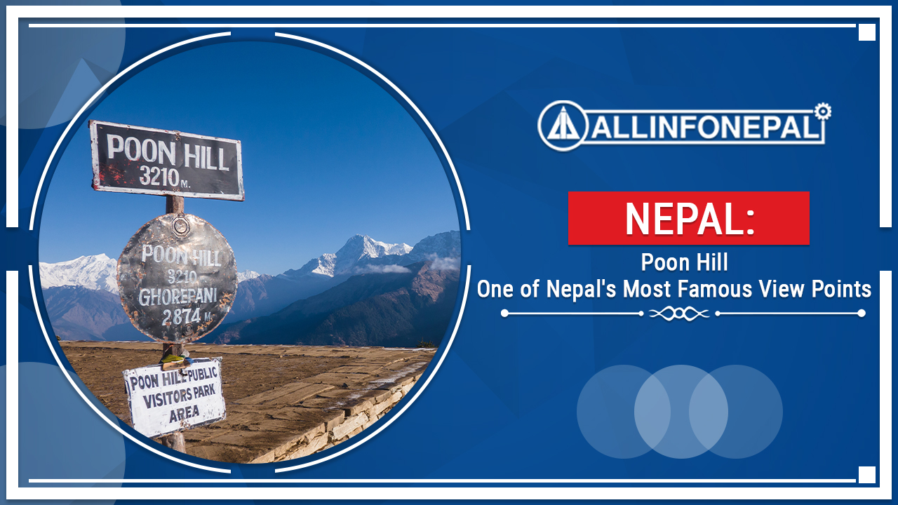 Poon Hill || One of Nepal's Most Famous View Points