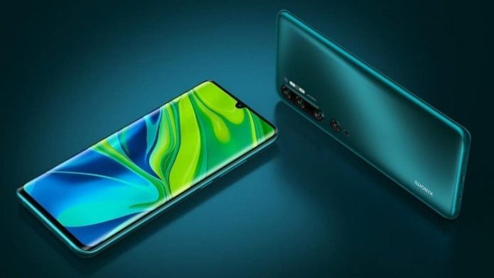Xiaomi Mi Note 10 Lite Mobile Price In Nepal