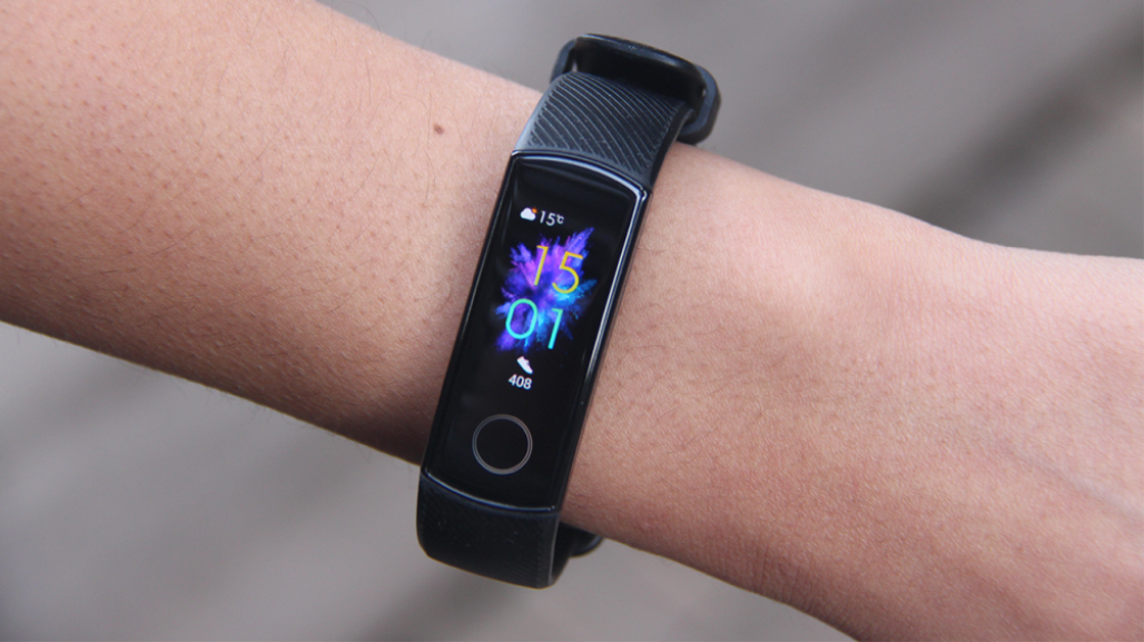 How to change Honor Band 5 using Huawei Health app