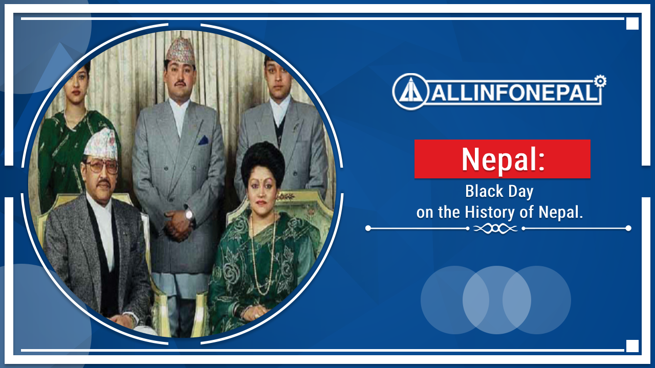 Black Day on the History of Nepal || Nepal