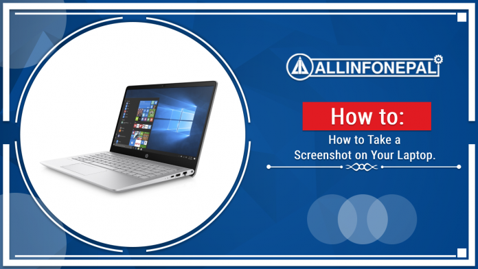 How to Take a Screenshot on Your Laptop