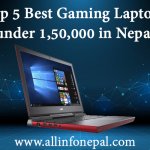 Top 5 Best Gaming Laptops under 1,50,000 in Nepal