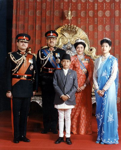 Royal Family of Nepal