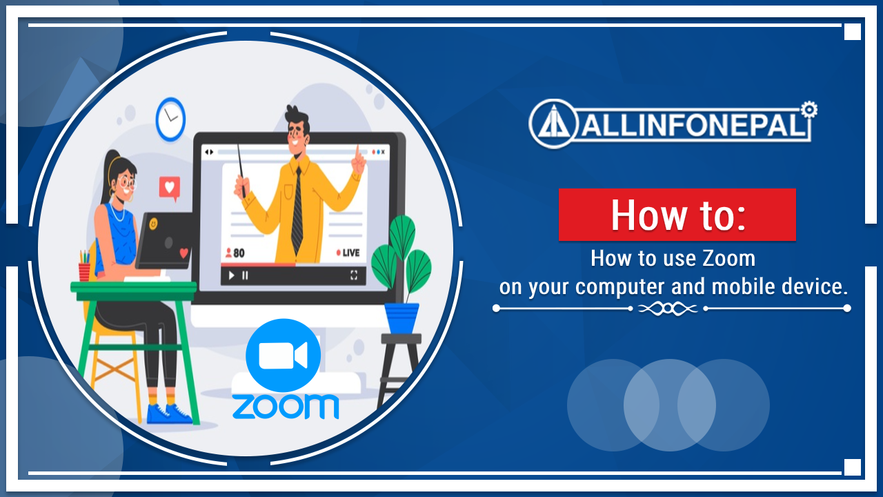 How to use Zoom on your computer and mobile device