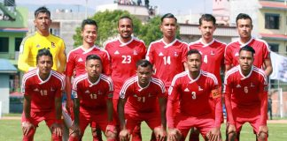Nepal national football team
