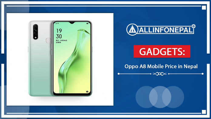 Oppo A8 Mobile Price in Nepal