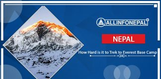 How Hard is it to Trek to Everest Base Camp? 2020