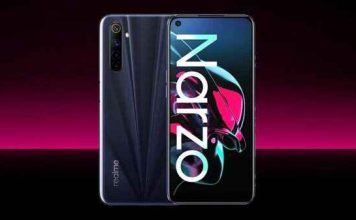 Realme Narzo 20 Mobile Price in Nepal with Specification
