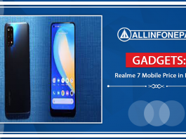 Realme 7 Mobile Price in Nepal
