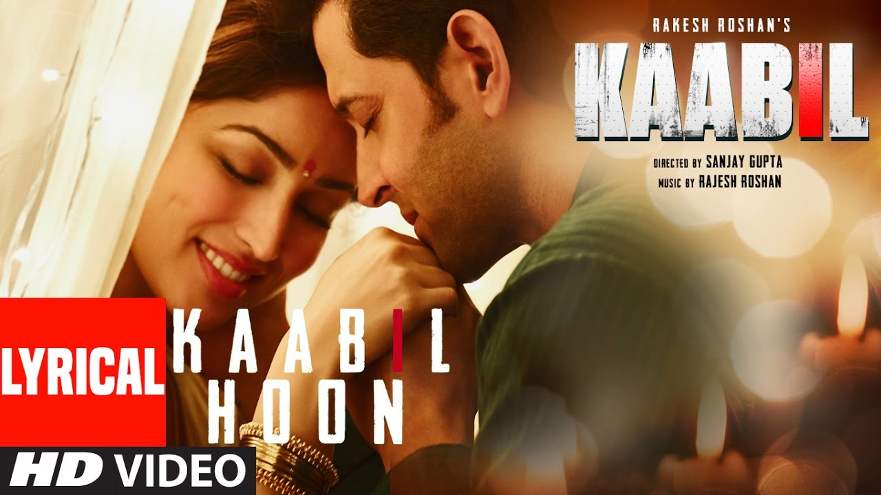 KAABIL HOON Lyrics