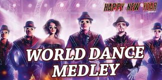 WORLD DANCE MEDLEY Lyrics